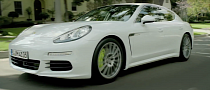 Panamera Facelift Makes Video Debut as Amazing New S E-Hybrid [Video]