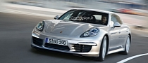 Panamera Shooting Brake Coming to Paris