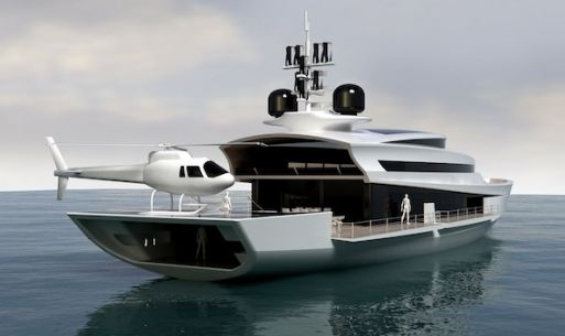 Mega Auto Sales >> Paradigm 180 Eco-Friendly Yacht Concept - autoevolution