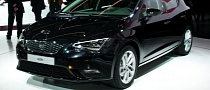 Paris 2012: All-New Seat Leon [Live Photos]
