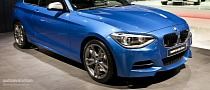 Paris 2012: BMW M135i xDrive [Live Photos]