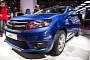 Paris 2012: New Dacia Logan 2 [Live Photos]
