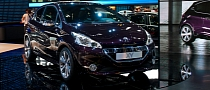 Paris 2012: Peugeot 208 XY [Live Photos]