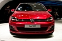 Paris 2012: Volkswagen Golf VII GTI Concept [Live Photos]