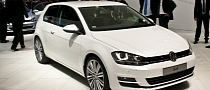 Paris 2012: Volkswagen Golf VII [Live Photos]