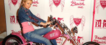 Paris Hilton Readies 125GP Racing Team for 2011