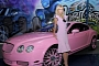 Paris Hilton to Auction Off a Bentley for Charity