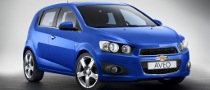 Paris Preview: 2011 Chevrolet Aveo