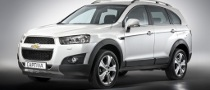 Paris Preview: 2011 Chevrolet Captiva SUV