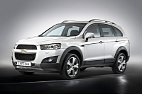 2011 Chevrolet Captiva photo