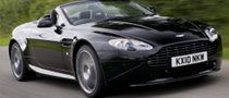 Paris Preview: Aston Martin N420 Roadster