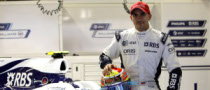 Pastor Maldonado Lands 2011 F1 Seat with Williams