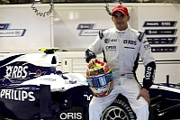 Pastor Maldonado confirmed for 2011 season with Williams