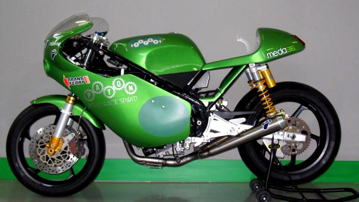 Paton S1 Strada to Race in the Isle of Man TT 2014 - autoevolution
