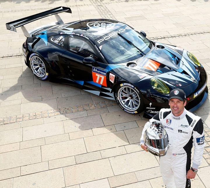 Le Mans 2014 Welcomes Patrick Dempsey Back Autoevolution
