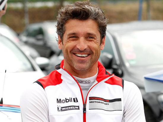 Patrick Dempsey To Continue Racing With Porsche Team In 2015