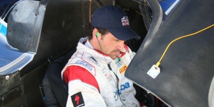 Patrick Dempsey to Debut in American Le Mans Series at Laguna Seca
