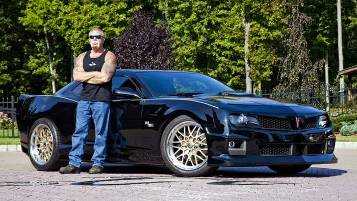 Paul teutul 2011 pontiac trans am hurst edition is on ebay autoevolution