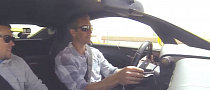 Paul Walker Drives a Lexus LFA on the Track [Video]