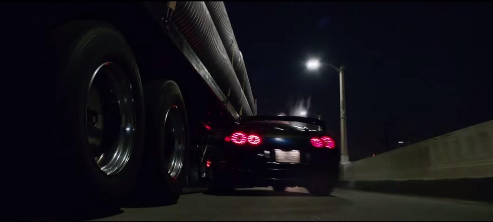 Paul Walker Goes Old School, Ducks Nissan GT-R Under Truck in New