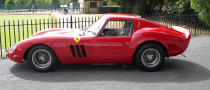 Pebble Beach to Host Ferrari 250 GTO 50th Anniversary