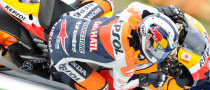 Pedrosa Breaks Collarbone in Le Mans Crash