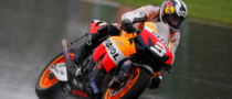 Pedrosa Fastest after First Practice at Donington