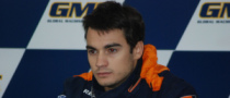 Pedrosa Fumes at De Angelis for Lack of Respect