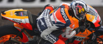 Pedrosa Pleased with Bike Performance Despite Crash