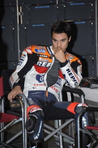 Dani Pedrosa will not be testing his Honda until the season opener