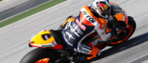 Pedrosa Tops Practice 2 at Jerez