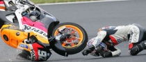 Pedrosa Upset with Wrong Configuration in Motegi Practice
