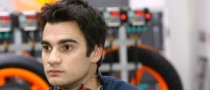 Pedrosa Will Ride in 2011 with Unhealed Shoulder