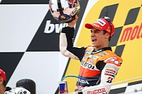 Dani Pedrosa wins race at Estoril