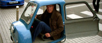 Peel Microcar to Make a Short Comeback