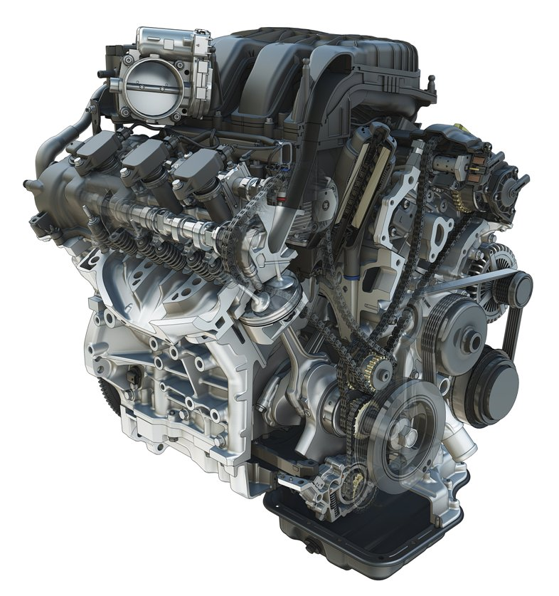 Pentastar V6 To Add Turbocharging Technology And Direct
