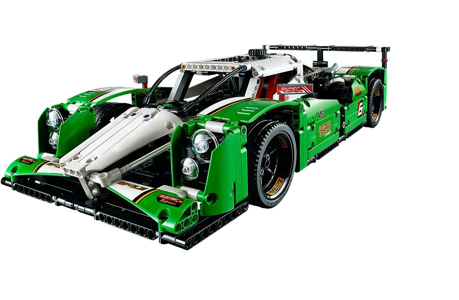 people are calling this le mans race car the best lego technic kit ever autoevolution. Black Bedroom Furniture Sets. Home Design Ideas