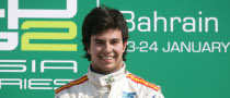 Perez Takes Maiden GP2 Win in Bahrain