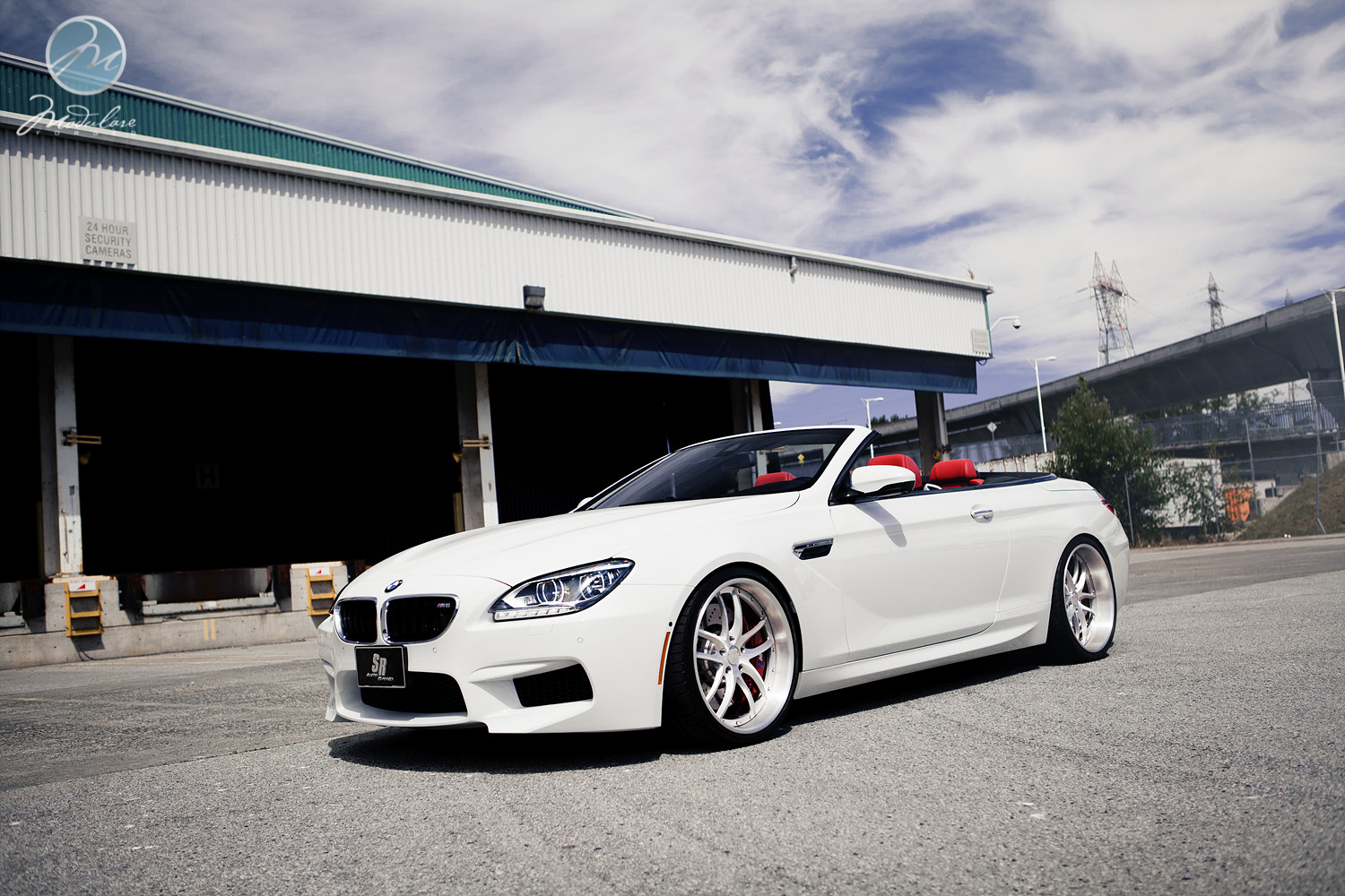 Perfect For The Summer Bmw M6 Convertible On 21 Modulare Wheels Autoevolution
