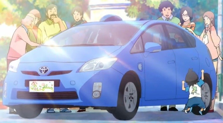 PES: Have You Seen the Toyota Anime? [Video]