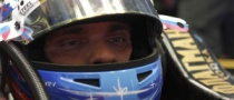 Petrov Blames Rubber Marbles for Late Crash