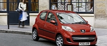 Peugeot 107 Experiences Launches on Youtube [Video]