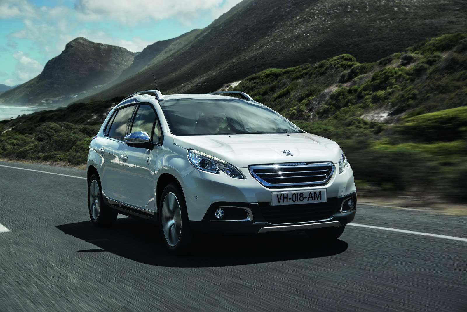 Peugeot 2008, 3008 Crossway Special Editions Unveiled - autoevolution