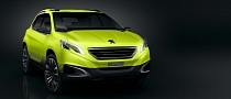 Peugeot 2008 Concept Preview 2013 Production Model [Photo Gallery]