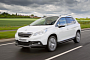 Peugeot 2008 Crossover Receives 1,300 Preorders in UK