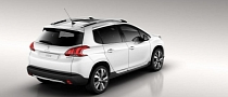 Peugeot 2008 Leaked Photos [Photo Gallery]