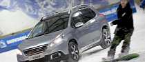 Peugeot 2008 Takes to The Snow for UK Debut [Video]