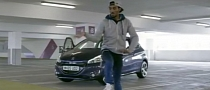 Peugeot 208 Dubstep Dance Video with Nonstop [Video]