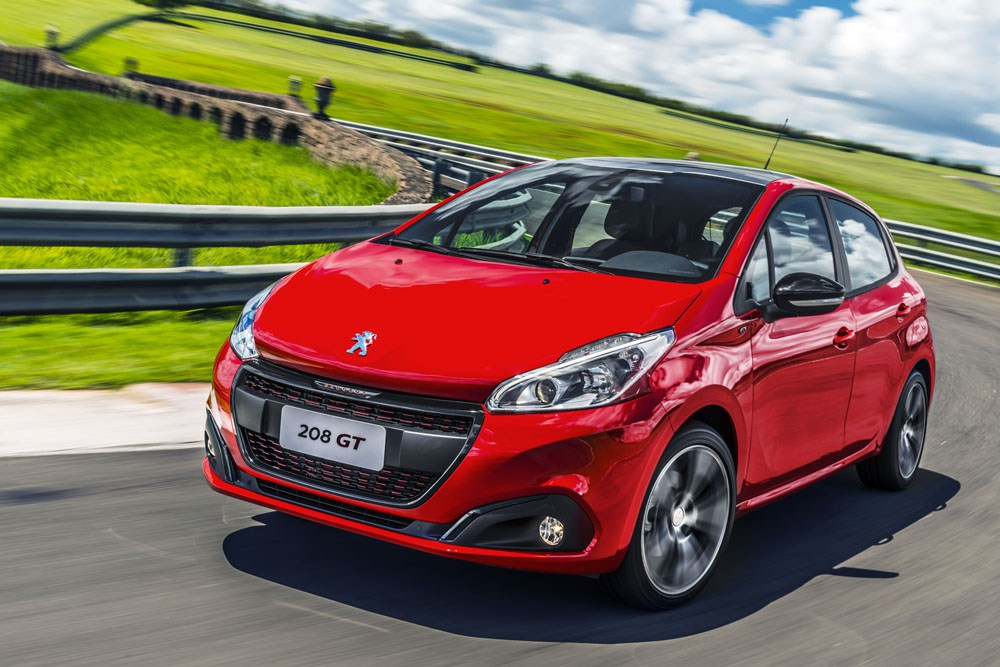 peugeot 208 gt launched with 166 hp 1 6 liter turbo in argentina autoevolution. Black Bedroom Furniture Sets. Home Design Ideas