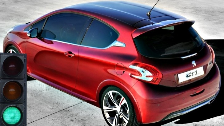peugeot 208 gti production confirmed autoevolution. Black Bedroom Furniture Sets. Home Design Ideas